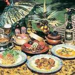 スパイシーな香りが食欲をそそる評判のエスニック料理