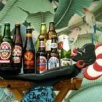 20種類ある世界のビールで感激ディナー